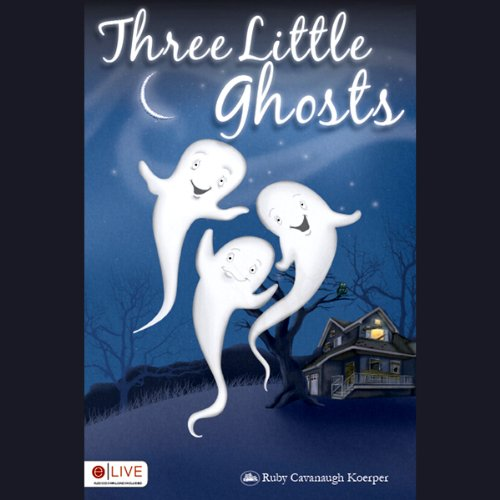 Three Little Ghosts Titelbild