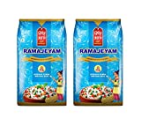 The Legend RAMAJEYAM Seeraga Samba Biriyani Rice - 1Kg (Pack of 2)