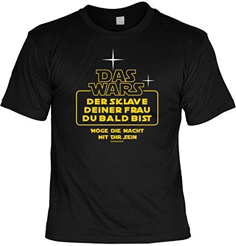 Junggesellenabschied witziges T-Shirt für Junggesellenfeier Ehe JGA Shirts JGA Outfit JGA Polterabend Hochzeit Junggesellen Abschiedstour Das Wars Gr: M