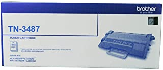 Brother Tn-3487 High Capacity Toner Cartridge 12000 Pages