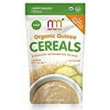NurturMe Organic Infant Cereals, Quinoa + Apple, 3.7 Ounce
