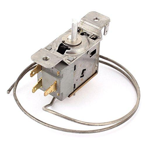 sourcingmap WDF-18 AC 220-250V 5A del congelador de refrigerador de control de temperatura del termostato Frigorífico