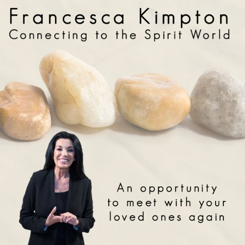 Connecting to the Spirit World audiobook cover art