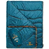 Wise Owl Outfitters Camping Blankets - Puffy,...