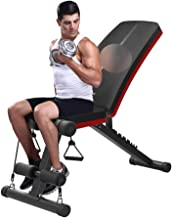 Folding weight bench press bench supine board sit-ups fitness equipment home abdominal board multi-function folding fitness chair dumbbell bench