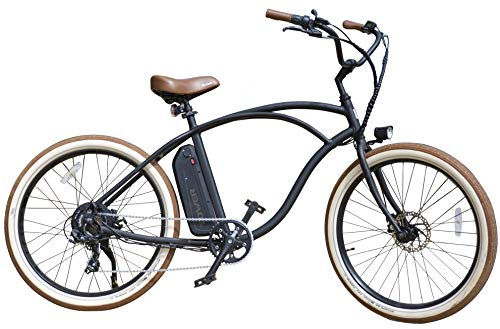 Tower Beach Bum Electric Beach Cruiser review