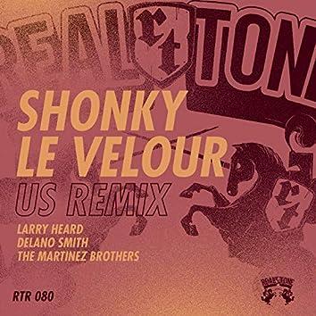 Le Velour U.S Remixes
