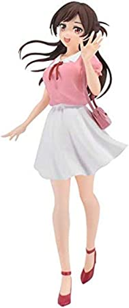 Banpresto Rent-A-Girlfriend CHIZURU MIZUHARA Figure, Multicolor, BP16788