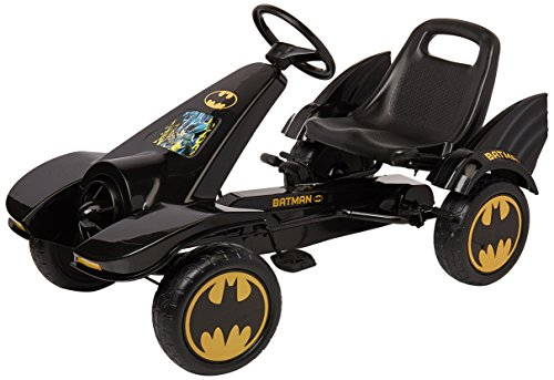 Prinsel Ride On Go Cart Batman