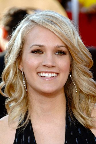 Carrie Underwood Beautiful Smile 24X36 Poster