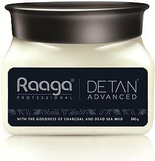 Raaga Professional Detan Advanced, Suitable For All Type Of Skin, 500 g