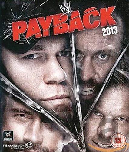 WWE: Payback 2013 [Blu-ray] [UK Import]