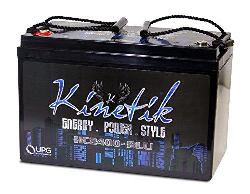 Kinetik (HC2400-BLU) Black Power Cell Battery