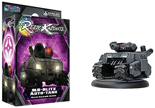 Relic Knights: Dark Space Calamity: M8-Blitz Auto-Tank
