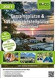 Campingplätze & Wohnmobilstellplätze in Deutschland 2021: BVCD-Campingführer Deutschland 2021