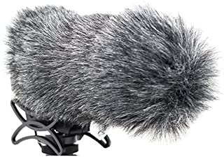 Azden SWS-30 Furry Windshield Cover for SMX-30 Microphone