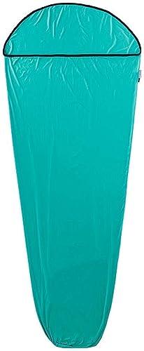 YHEGV Sac de Couchage de Camping pour Adultes Résistance à la Traction Lumière Chaud 4 Saisons pour Dormir Randonnée Activités de Plein air en intérieur Bleu (Couleur  A)