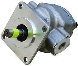 TIMEWAY Hydraulic Gear Oil Pump GPY Type Power Unit High Pressure Low Flow 13.7~20.6Mpa Aluminum Body Keyed Shaft (GPY-7)