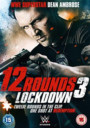 12 Rounds 3: Lockdown [Edizione: Regno Unito] [Reino Unido] [DVD]