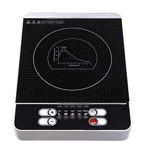 Cuisinière électrique multifonction en céramique, four électrique à ondes lumineuses, mini cuisinière à induction, petite cuisinière à thé