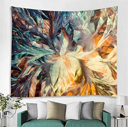 Tapiz Art Paño para colgar en la pared Impresión HD Cocina Dormitorio Sala de estar Decoración,Elegante Arte hippie Arte negro Decoración de la habitación de la niña Dormitorio Interesante 100