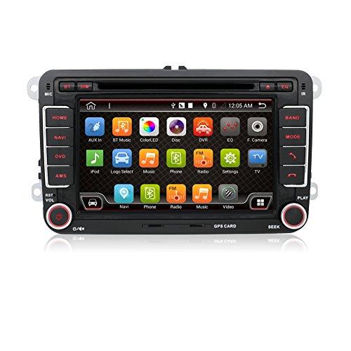 Autoradio Android 6.0GPS Volkswagen Golf 5, Golf 6, Beetle, EOS, Touran, T5