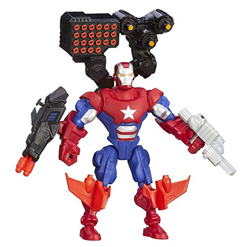 HASBRO Marvel AVN Hero Mashers Action Figures Deluxe A6833 / A6836 - Modèle aléatoire