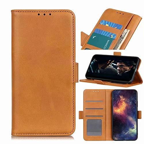 Funda para Sony Xperia L5 Diseño, Libro Tapa y Cartera carcasa de Silicona Estuche Resistente a los Suave arañazos Interna Magnético Cover Funda para Sony Xperia L5