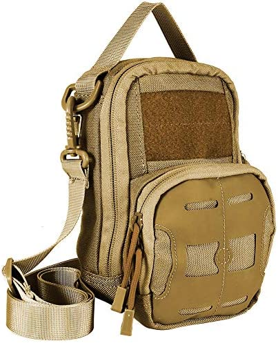 vAv YAKEDA Tactical EDC Pouch Bag Waist Bags Pouch for Men Molle Military Belt Pouch Shoulder product image