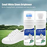 Shoe Brightener White Shoes Cleaners Sneaker Whitening Agent, Shoe Whitener Artifact Sneakers Cleaning