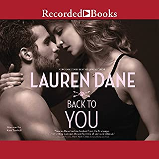 Back to You audiobook cover art