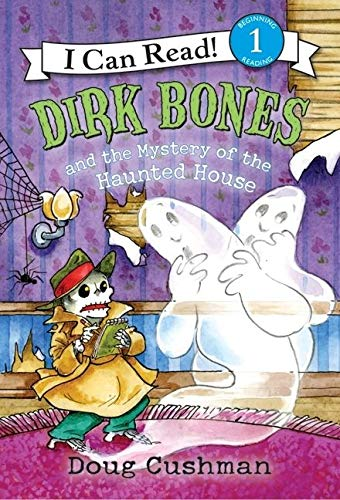 Dirk Bones and the Mystery of the Haunted House (I Can Read Level 1)の詳細を見る