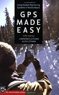 Brand: Mountaineers Books GPS Made Easy, 5th Ed