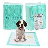 SMELL & SMILE Empapadores Desechables Perros Gatos Toallitas de Entrenamiento para Mascotas empapadores para Perros (60 * 90cm 60PC)
