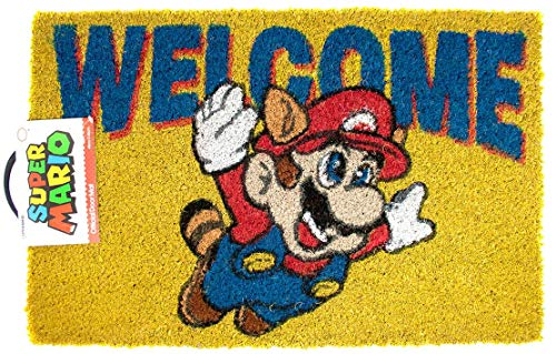 Unbekannt Super Mario Welcome Door Mat