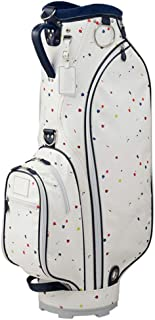 Golf Club Bag, Lightweight and Portable, Waterproof Material, Multi-Color Optional happyL (Color : White)