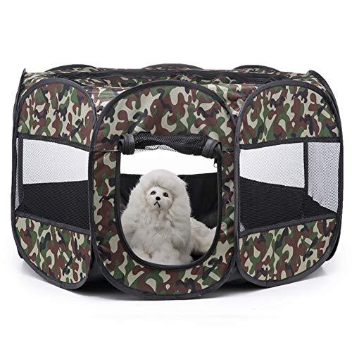 Parc Chaton Parc a Chat Animaux Jouer Stylo Chien Chenil Et Exécuter Hamster Parc Run Rabbit Intérieur Pet Stylo Parc pour Chiots Green