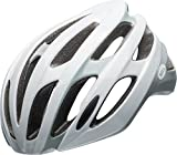 Bell Unisex - Casco de Bicicleta Falcon MIPS para Adultos, Blanco/Ahumado, XL