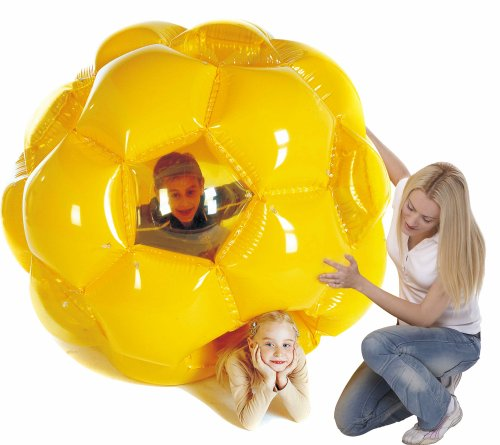 Inflatable Fun Ball - Jumbo 51' - Giant Crawl Inside Inflatable