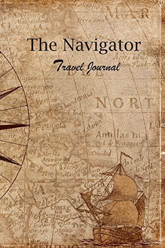 The Navigator Travel Journal: Blank Lined Journal, Travel notebook (6