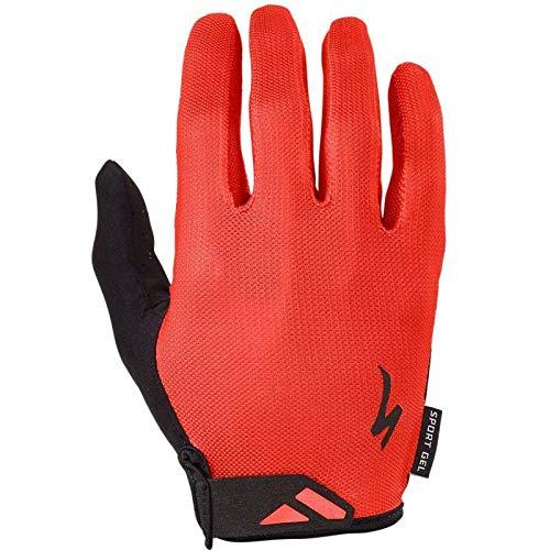 guanti specialized SPECIALIZED Guanti Body Geometry Sport Gel Rosso Rosso L