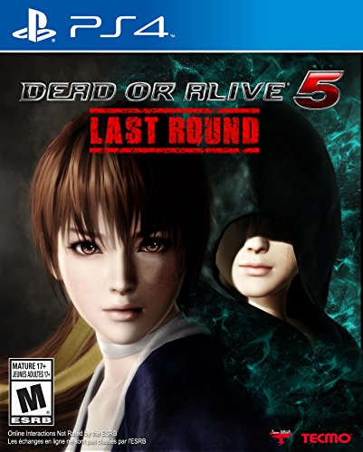 Dead Or Alive 5 Last Round – PlayStation 4 Standard Edition