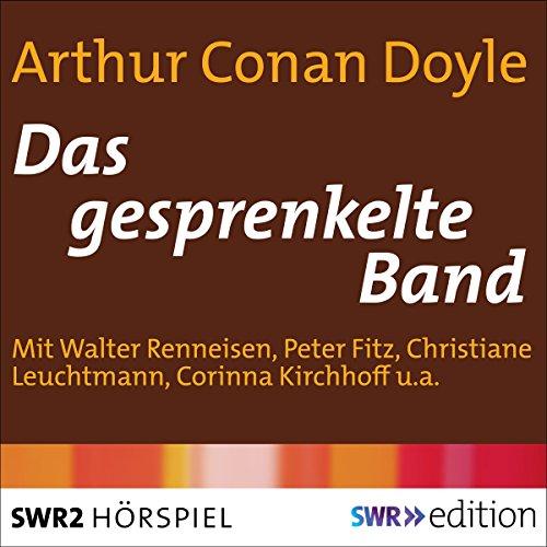 Das gesprenkelte Band audiobook cover art