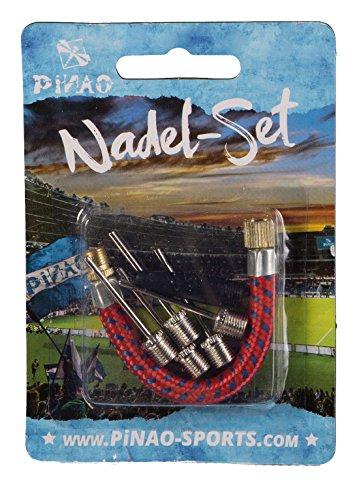 PiNAO Sports - Ersatznadeln (29099) [Nadeln für die Ballpumpe, Ball-Nadel, Ventilnadel, Ersatznippel]