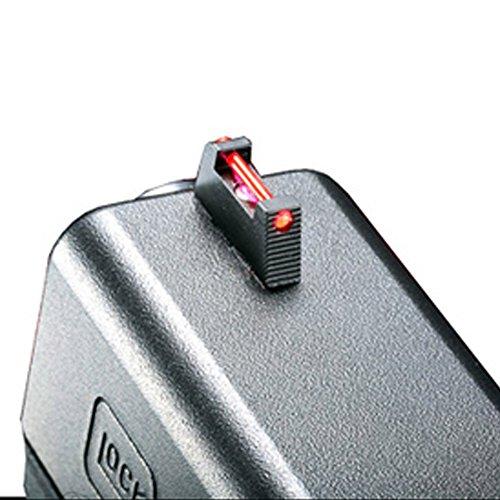Taran Tactical Innovation GSSF-00001 Ultimate Fiber Optic Sights Set for Glock
