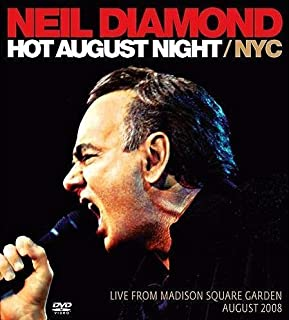 Hot August Night/NYC: Live From Madison Square Garden, August 2008 (DVD/CD) (2009-05-04)