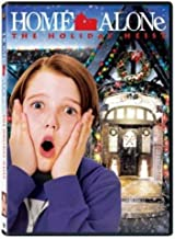 Home Alone: The Holiday Heist by Malcolm Mcdowell