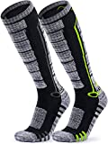 TSLA Unisex Ski Winter Active Snowboard Comfort Calf Socks,...