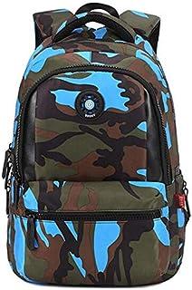 أزياء التمويه كيد حقيبة مدرسية حقائب السفر على ظهره ل صبي بارد وفتاة