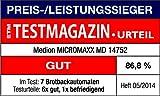 MEDION MD 14752 Brotbackautomat - 2